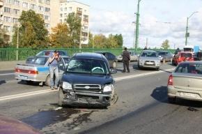 В Подмосковье водитель скрылся с места аварии и повесился
