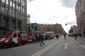 Пожар на станции «Петроградская» ликвидирован