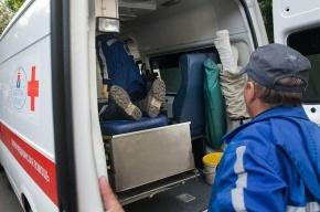 В Ленобласти в ДТП с грузовиком пострадали двое детей