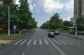 В Москве «Жигули» сбили на «зебре» женщину с младенцем в коляске