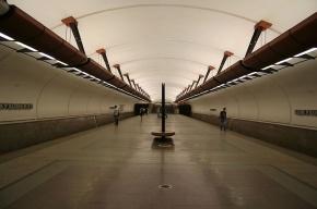 В Москве на станции метро «Кожуховская» человек упал на рельсы
