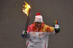 Движение в Петербурге перекроют из-за олимпийского огня