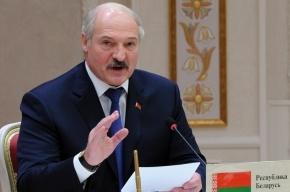 Лукашенко на заседании по ошибке сел в кресло Путина