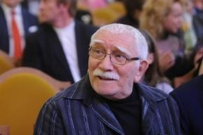 Полтавченко договорился с Джигарханяном о гастролях его театра в Петербурге