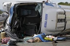 В Таиланде перевернулся автобус с россиянами, один человек погиб
