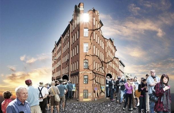 Реновация «Конюшенной» и «Коломны»: жители получат по 18 кв. метров и не больше