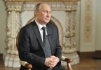 Путин дал интервью южнокорейской телерадиокомпании KBS: Фоторепортаж