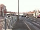 Фоторепортаж: «Надземный пешеходный переход проспект Славы»
