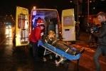 Фоторепортаж: «Обрушение ТРК Максима в Риге 21 ноября 2013 года»