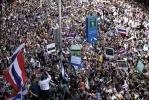 Беспорядки в Таиланде-2013: Фоторепортаж