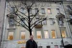 Фоторепортаж: «Владимир Котегов рядом со своим домом»