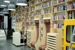 Библиотека Гоголя на Среднеохтинском пр.: Фоторепортаж