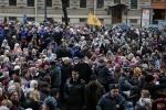 Фоторепортаж: «Крестный ход Петербург, 4 ноября 2013»
