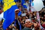 Фоторепортаж: «Митинги в Киеве 24 ноября 2013»