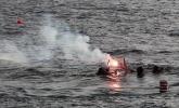 Фоторепортаж: «Эстафета Олимпийского огня на Байкале»