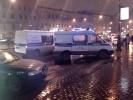 Фоторепортаж: «ЛГБТ-кинофестиваль в Петербурге прервало сообщение о бомбе»