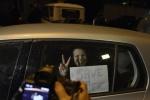 Фоторепортаж: «Освобождение Гринпис - первая освобожденная, Анна Паула, Бразилия»