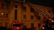 Фоторепортаж: «В Петербурге горел цех «Металлического завода»»