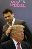 Дональд Трамп в Москве: Фоторепортаж