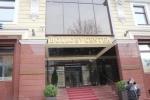 Фоторепортаж: «В центре Петербурга горит бизнес-центр «Боллоев»»