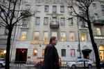 Владимир Котегов рядом со своим домом: Фоторепортаж