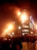 """Пожар в ТРЦ """"Европейский"""" в Москве 25 ноября : Фоторепортаж"""