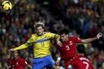 Португалия Швеция 15 ноября 2013: Фоторепортаж