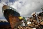 """Фоторепортаж: «тайфун """"Хайян"""" на Филиппинах 10 ноября»"""