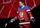 Александр Овечкин набрал 1000-е очко в своей карьере : Фоторепортаж