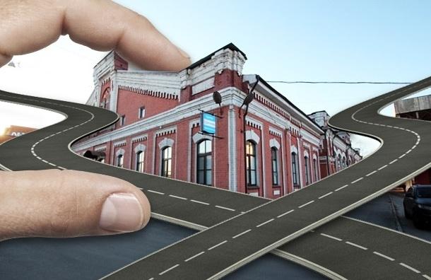 Электростанция у Варшавского вокзала стала памятником и мешает созданию дублера Московского проспекта