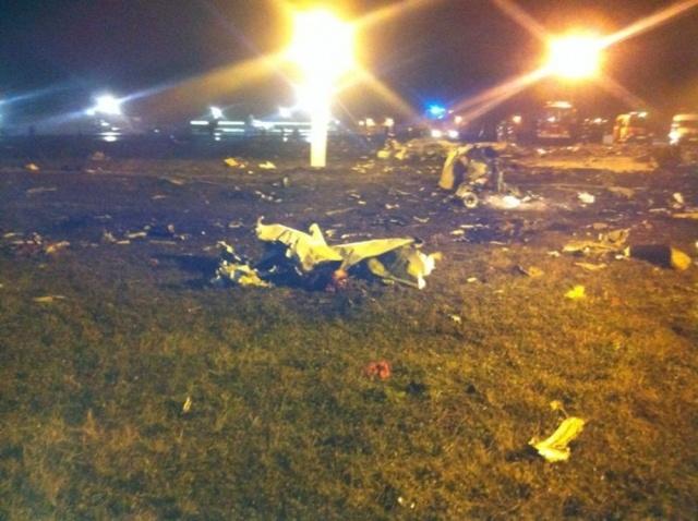Авиакатастрофа в Казани 17 ноября 2013 года : Фото