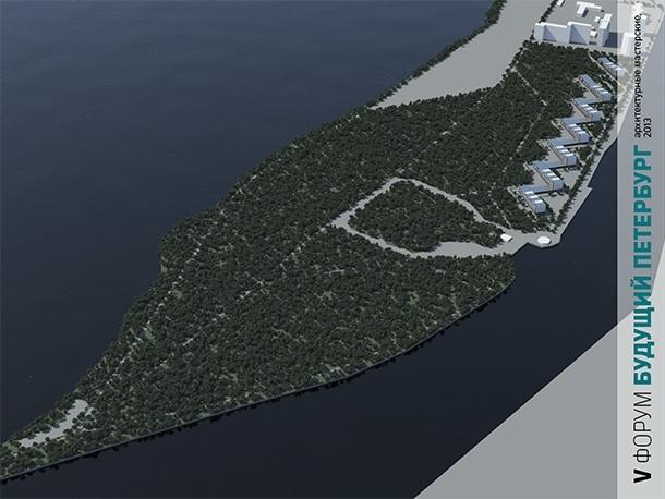 Канонерский: «Остров поколений»: Фото