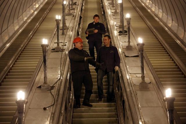На станции «Петроградская» в Петербурге завершается капитальный ремонт: Фото