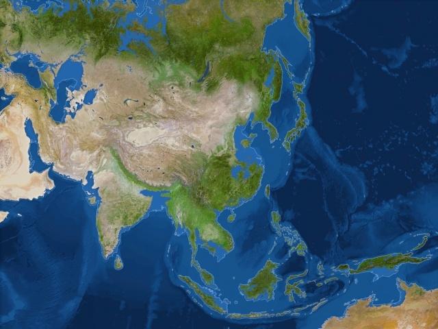 National Geographic: Как именно затопит мир от таяния льдов. : Фото