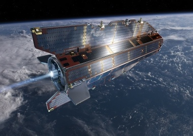 Спутник GOCE упадет на Землю в ночь на понедельник : Фото