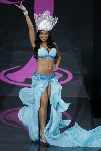 Мисс Вселенная 2013 Москва: Фото