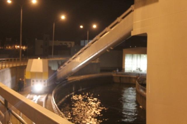 В Петербурге закрыли дамбу из-за угрозы наводнения, 17 ноября: Фото
