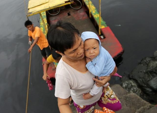 На Филиппины обрушился самый мощный тайфун за всю историю: Фото