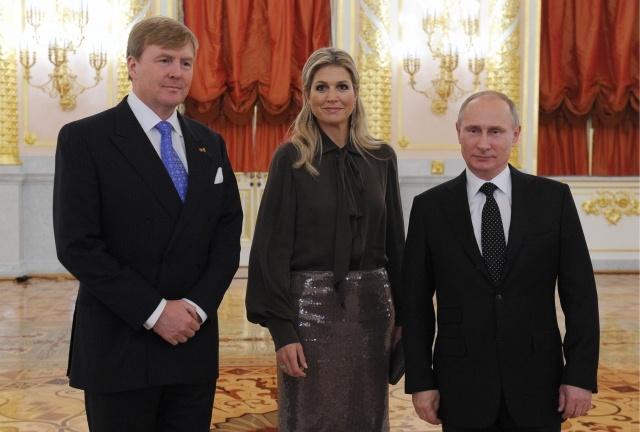 Закрытие перекрестного года России и Нидерландов 9 ноября 2013 года: Фото