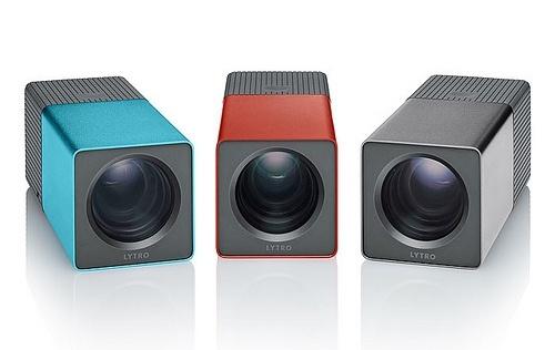 Камеры Lytro : Фото