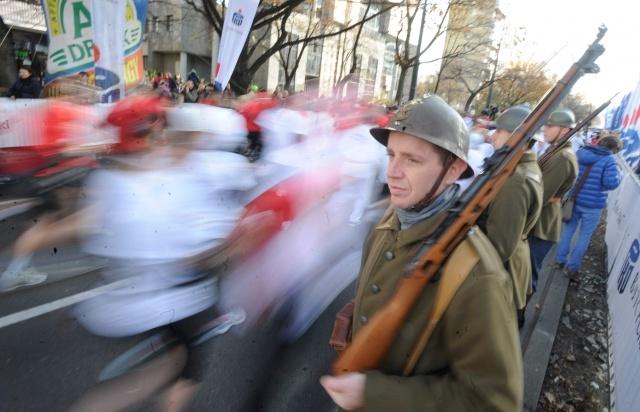 День независимости в Польше: Фото
