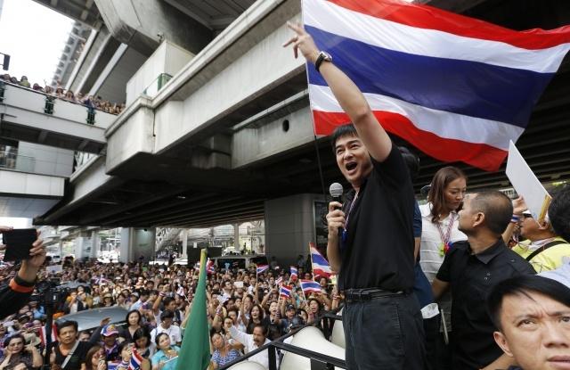 Беспорядки в Таиланде-2013: Фото