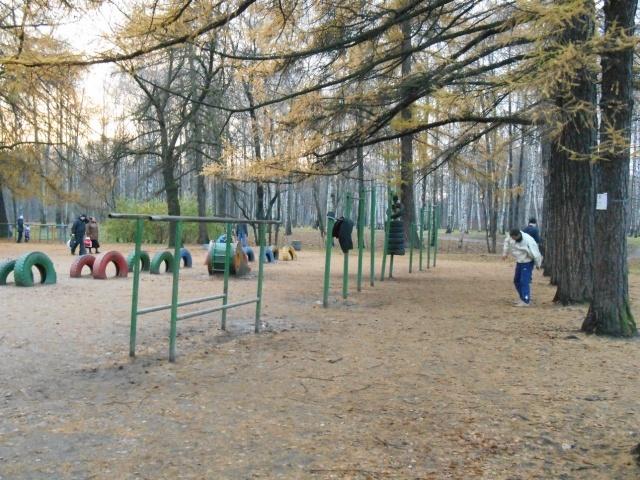 Удельный парк: Фото