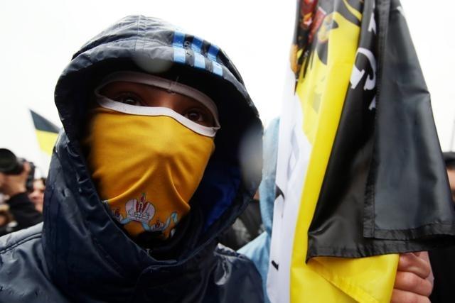 Русский марш в Петербурге, 4 ноября 2013: Фото