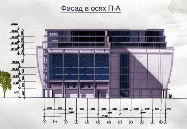 Проект МФЦ на улице Бабушкина: Фото