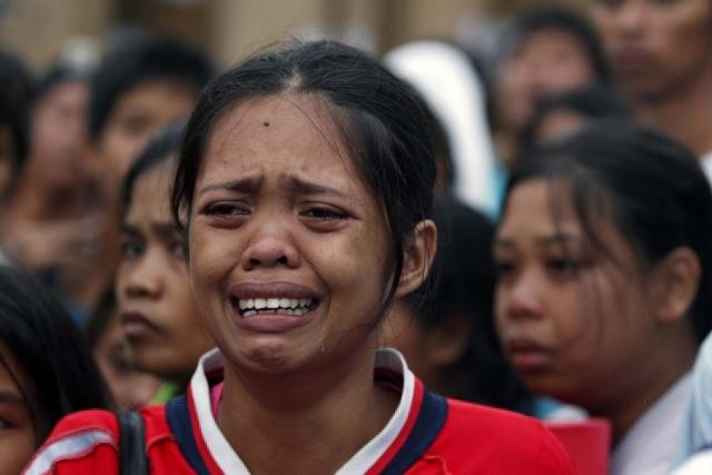 """Ситуация на Филиппинах после тайфуна """"Хайян"""": Фото"""