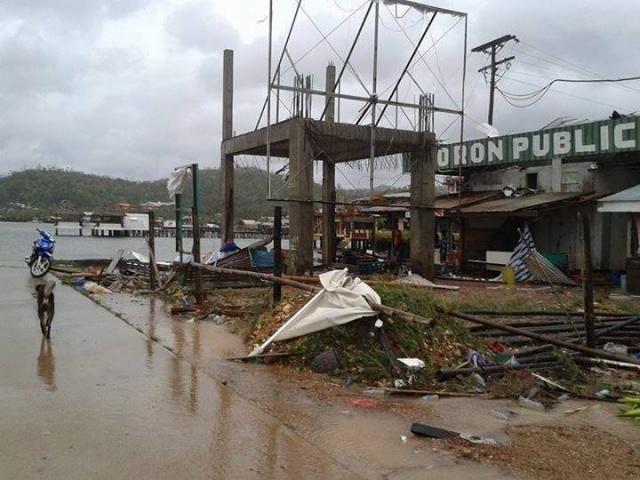 Тайфун Филиппины: Фото