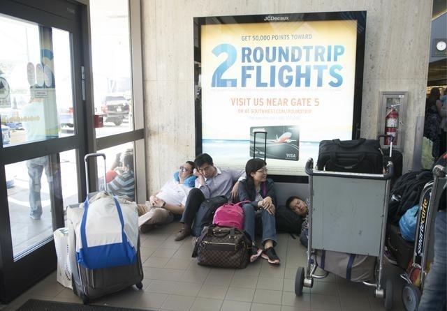 Стрельба в аэропорте Лос-Анджелеса 2 ноября 2013 года: Фото