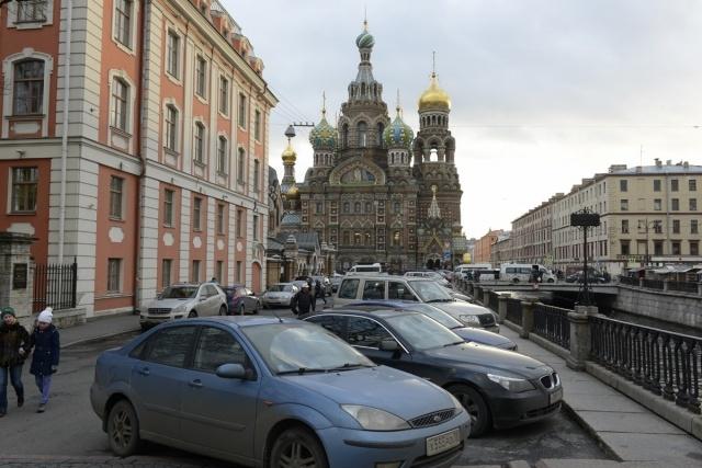 Парковки: Фото