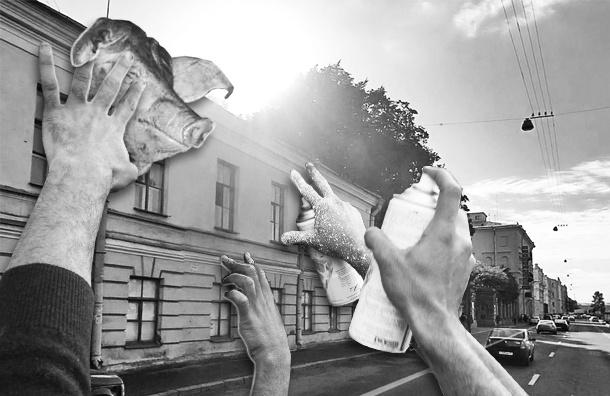 В Петербурге псевдоказаки борются за нравственность, оскверняя театры